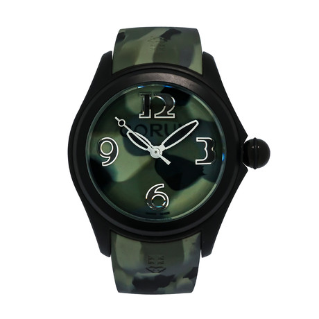 Corum Bubble 47 Camouflage Automatic // 082.310.98/0177 CA02 // Store Display