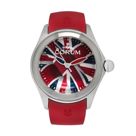 Corum Bubble 47 UK Flag Automatic // 082.310.20/0376 UK01 // Store Display