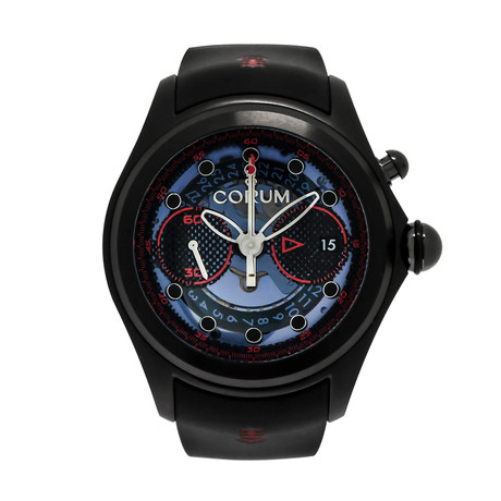 Corum Big Bubble Centro Chronograph Automatic // 961.201.95/0371 CT01 // Store Display