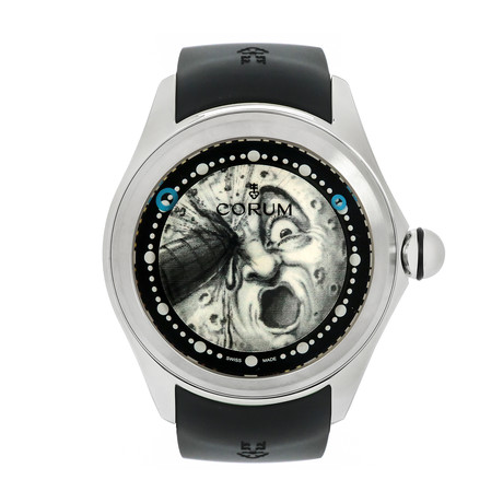 Corum Big Bubble Magical 52 Automatic // 390.101.04/0371 MS01 // Store Display