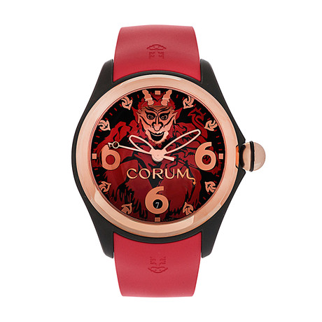 Corum Big Bubble 52 Diablo Automatic // 403.101.86/0376 FR66 // Store Display
