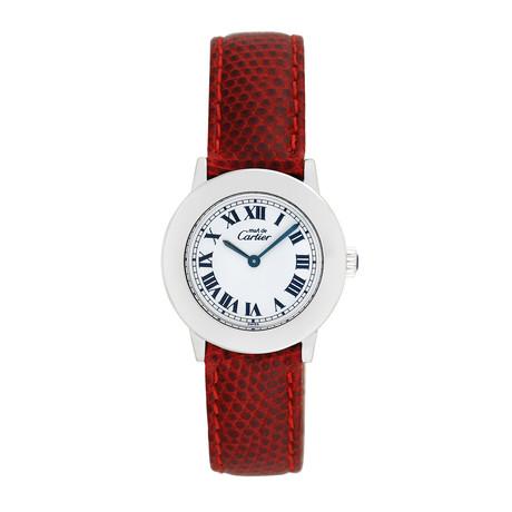 Must de Cartier Ladies Quartz // 1806 // Pre-Owned