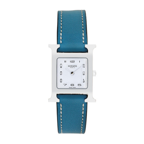 Hermes Ladies H Watch Quartz // HH1.210 // Pre-Owned