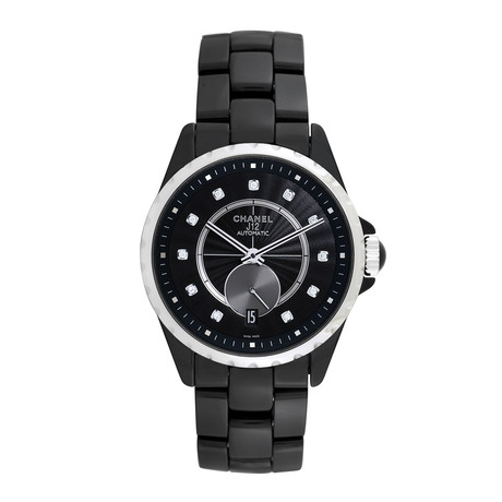 Chanel J12 Automatic // H4344 // Pre-Owned