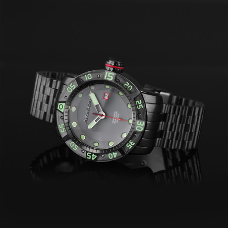 Aragon Gauge 3G Automatic // A327GRY