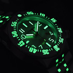 Aragon Bioluminescence Automatic // A046GRN