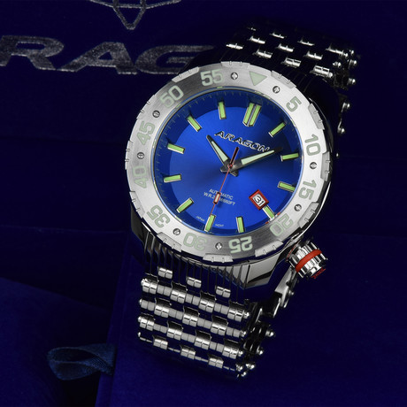 Aragon Sea Charger Automatic // A081BLU