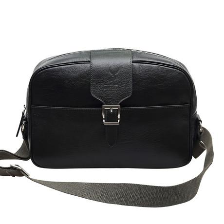 Mojita Messenger Bag // Black