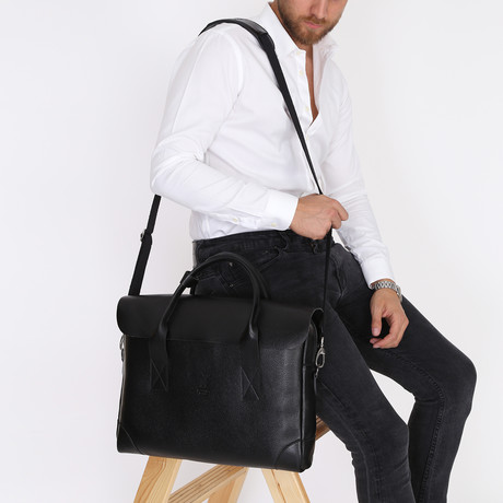 Carisma Briefcase // Black
