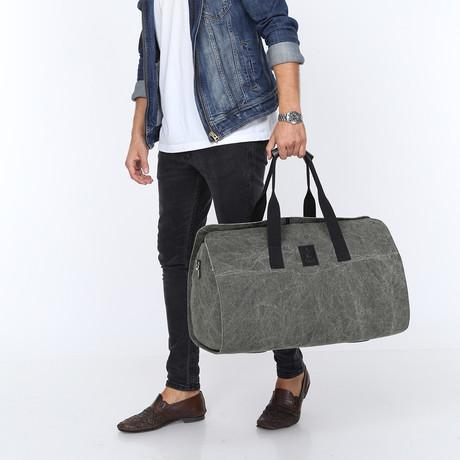 Grande Travel Tote Bag // Green