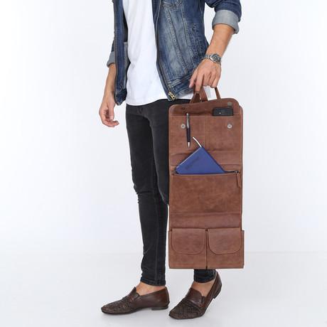 Special Organizer Bag // Brown