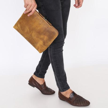Oipad Yellow Handbag // Yellow