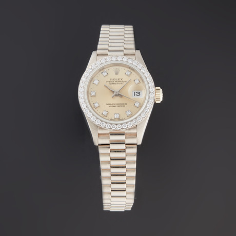 Rolex Datejust Automatic // 69139 // 9 Million Serial // Pre-Owned