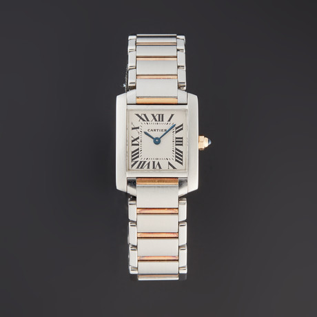 Cartier Tank Francaise Quartz // W51007Q4 // Pre-Owned