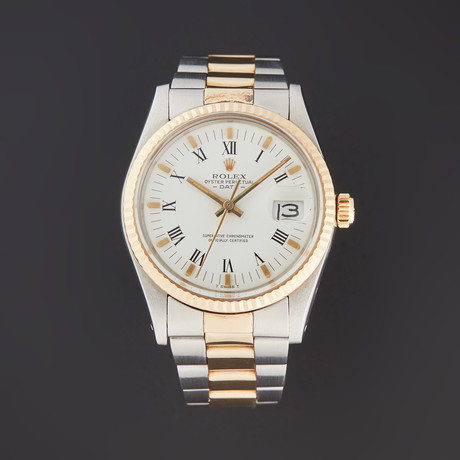 Rolex Date Automatic // 15000 // 7 Million Serial // Pre-Owned