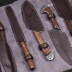 Chef Knives // Set of 5