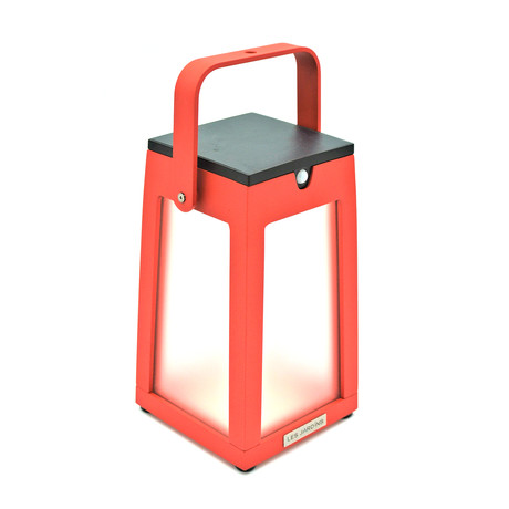 Tinka Lantern // V4 (Red)