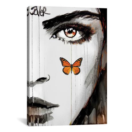 "Tangerine Dream // Loui Jover (12""W x 18""H x 0.75""D)"