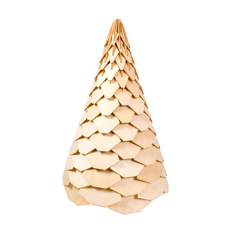 Bracht Holiday Tree // Birch (Medium)