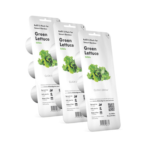 Refill // 3 Pieces // Lettuce // Set of 3