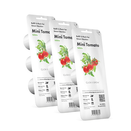Refill // 3 Pieces // Mini Tomato // Set of 3