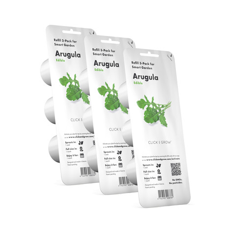Refill // 3 Pieces // Arugula // Set of 3