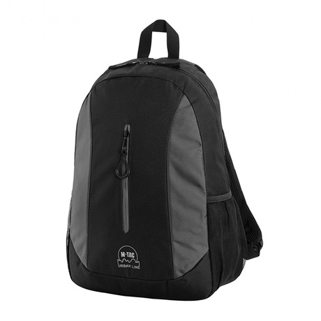 Athens Backpack // Gray + Black