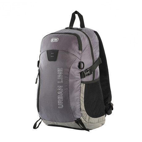 Saint Petersburg Backpack // Gray