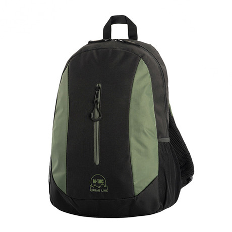 Bristol Backpack // Green + Black