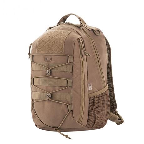 Vienna Backpack // Coyote Brown