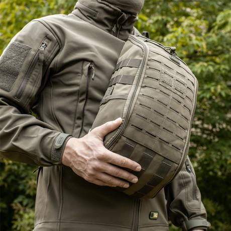 Prague Backpack // Ranger Green