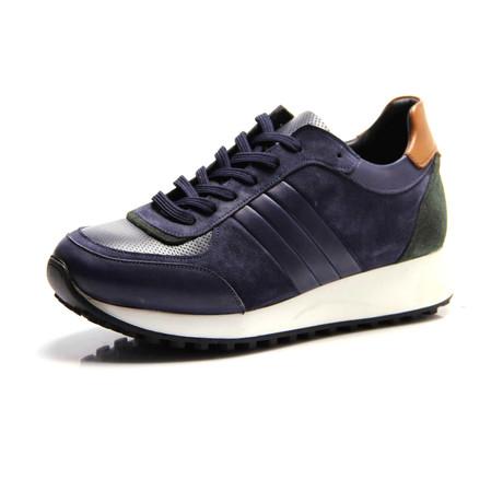 Reprise // Sneaker // Dark Blue (Euro: 40)