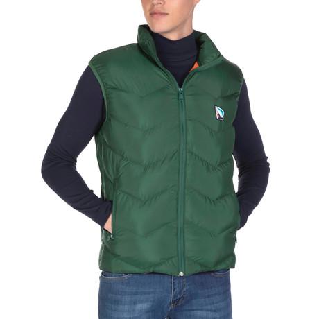 Lin Vest // Green (S)