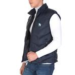 Manuel Vest // Navy (XL)