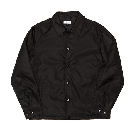 Coach's Jacket // Black (S)