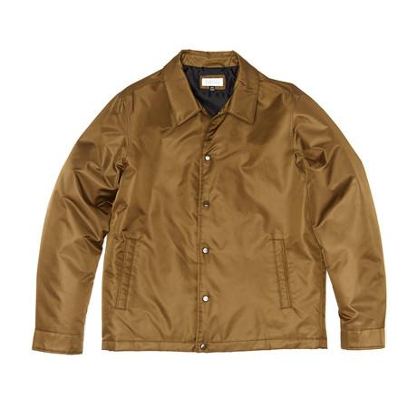 Coach's Jacket // Khaki (S)