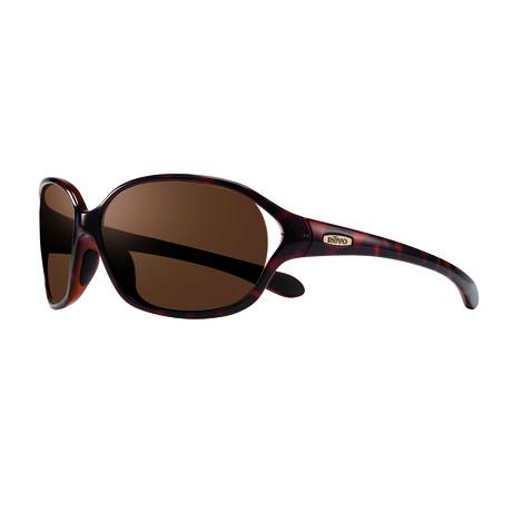Unisex Skylar Polarized Sunglasses // Tortoise + Terra