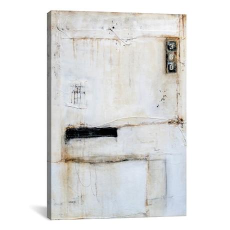 "White Bandages // Erin Ashley (12""W x 18""H x 0.75""D)"