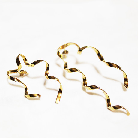Listón Earrings