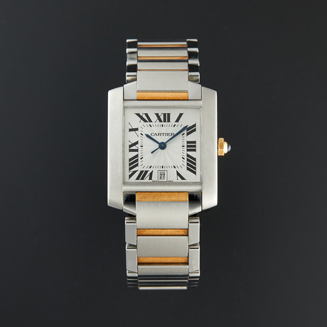Cartier Tank Francaise Quartz // W51005Q4 // Pre-Owned
