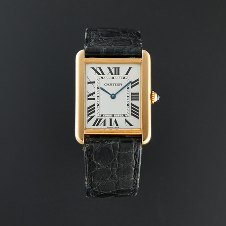 Cartier Tank Solo Quartz // 2742 // Pre-Owned