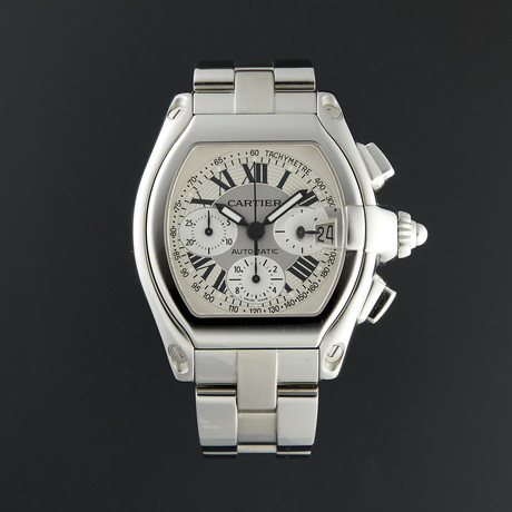 Cartier Roadster Chronograph Automatic // W62006X6 // Pre-Owned