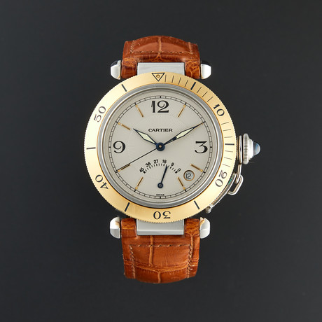 Cartier Pasha Power Reserve Automatic // 1033 // Pre-Owned