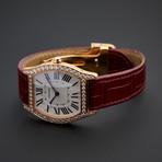 Cartier Ladies Tortue Manual Wind // WA501008 // Unworn