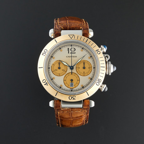 Cartier Pasha Chronograph Automatic // 1032 // Pre-Owned