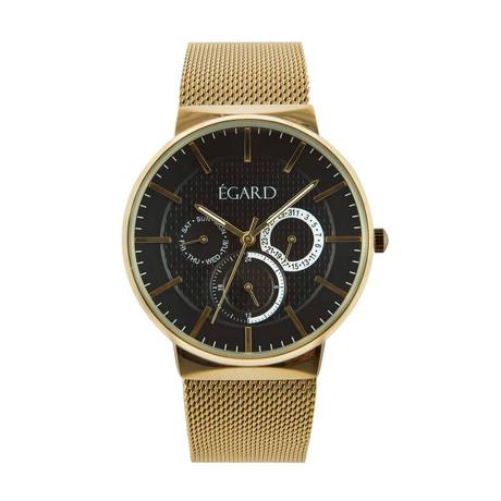 Égard Ryder Gold Quartz // WCH-7464EG-6