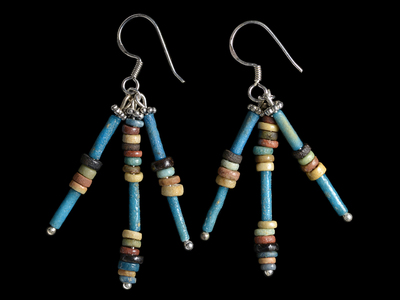 photo of Egyptian Bead Earrings by Touch Of Modern