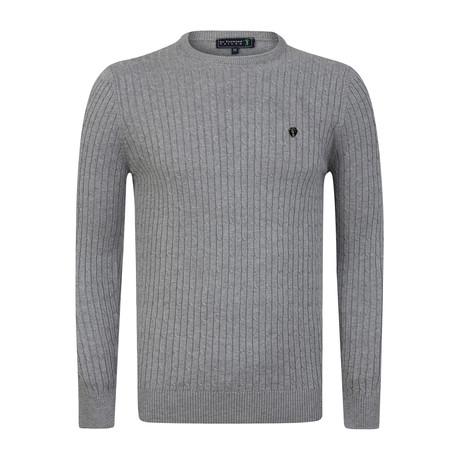 Handsome Pullover // Dark Gray (S)