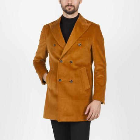 Enzo Coat // Camel (Euro: 46)