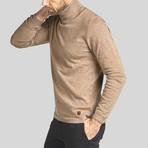 Conrad Tricot Sweater // Beige (2XL)